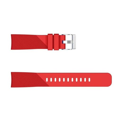 TECH-PROTECT SMOOTH opaska pasek bransoleta BAND SAMSUNG GALAXY WATCH 42MM RED