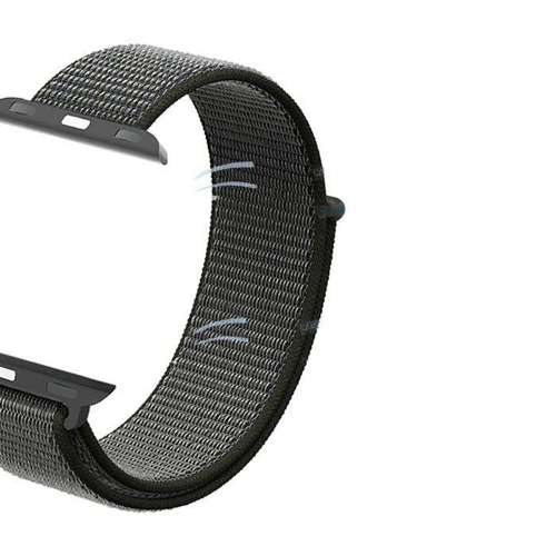 TECH-PROTECT opaska pasek bransoleta NYLON APPLE WATCH 1/2/3/4/5/6/SE DARK OLIVE