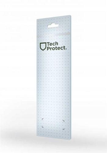 TECH-PROTECT opaska pasek bransoleta NYLON APPLE WATCH 1/2/3 (42MM) SILVER