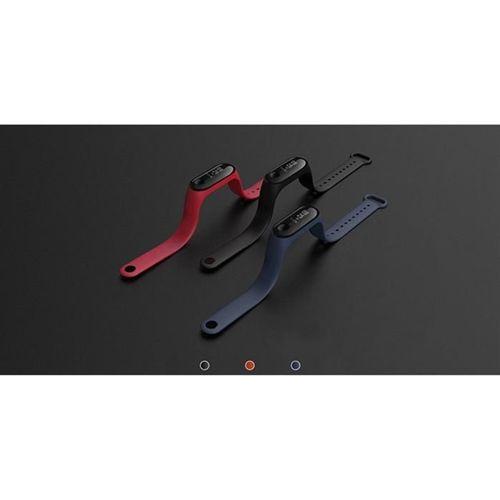 TECH-PROTECT opaska pasek bransoleta SMOOTH XIAOMI MI BAND 3 BLACK/YELLOW