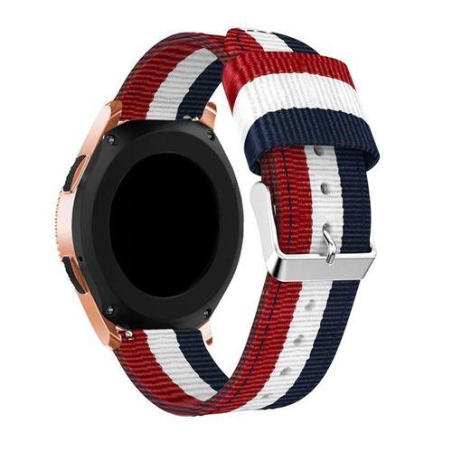 TECH-PROTECT opaska pasek bransoleta WELLING GALAXY WATCH 46MM NAVY/RED