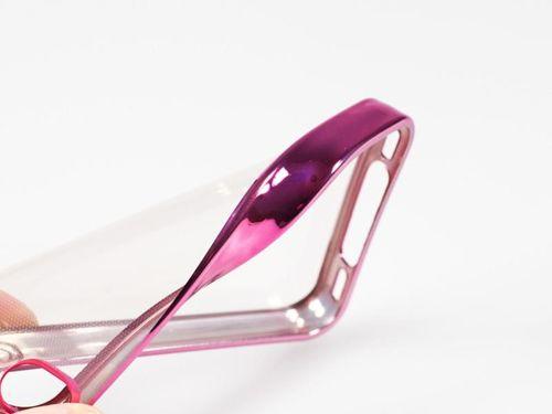 THIN MIRROR iPhone 4 różowy