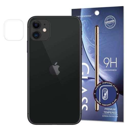 Wozinsky Flexible Full Camera Glass szkło hartowane 9H na cały aparat kamerę iPhone 11