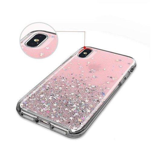 Wozinsky Star Glitter błyszczące etui pokrowiec z brokatem iPhone 11 Pro Max zielony