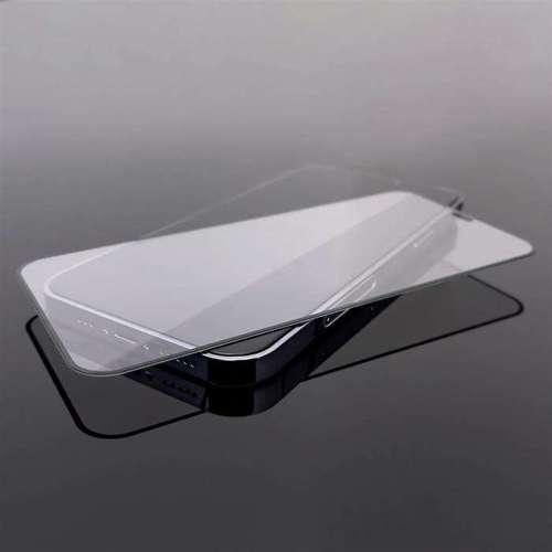 Wozinsky super wytrzymałe szkło folia szklana Full Glue na cały ekran z ramką Case Friendly Xiaomi Mi Band 4 / Mi Band 3 przezroczysty