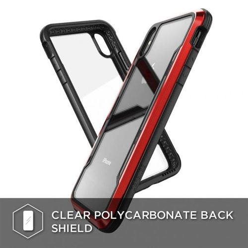 X-DORIA DEFENSE SHIELD IPHONE XS MAX RED