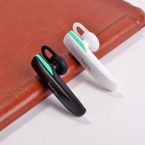 Zestaw słuchawkowy Słuchawka Bluetooth HOCO E1 czarny