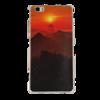 Etui slim case art SAMSUNG S7 wulkan